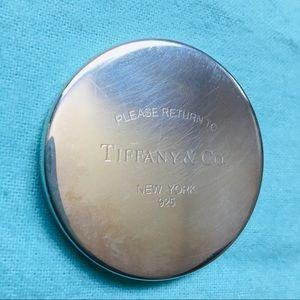 Tiffany & Co. Sterling Silver Pocket Mirror